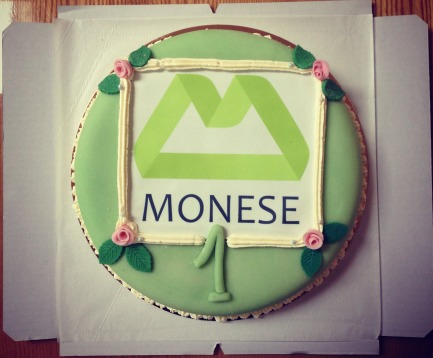 Monese's 1st birthday