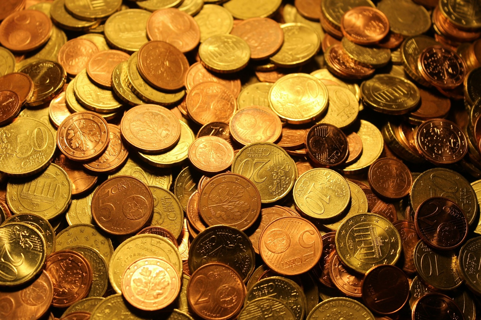 money-coins-euro-coins-currency-euro-metal