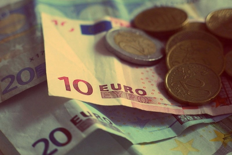money-euros-banknotes-bills-coins-currency-change