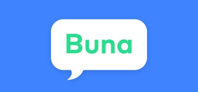 Buna Hello Romanian Language